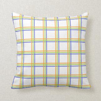 Cross Stripes Pillow