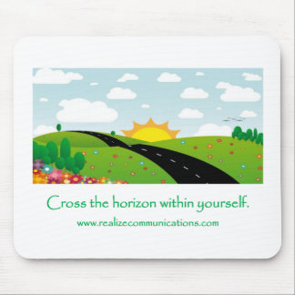 Cross the Horizon MOUSE PAD