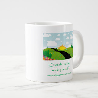 Cross the Horizon MUG