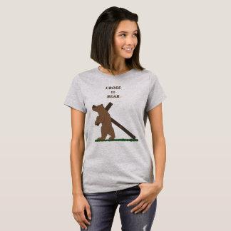 Cross to Bear T-Shirt