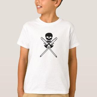 Cross Trombones 2 T-shirts