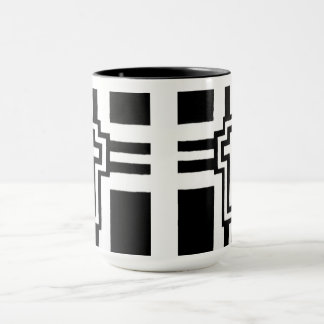 Cross Within A Cross Mug