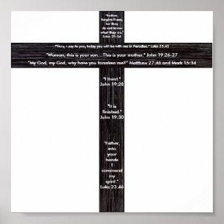 Cross Words Poster