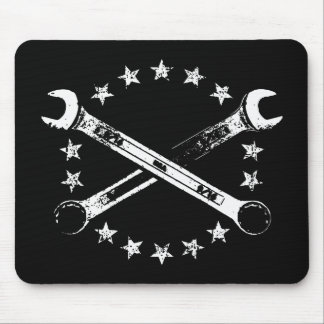 Cross Wrenches 517 Mouse Pad