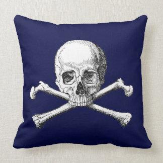 Crossbones Pillow