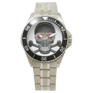 Crossbones Wristwatch