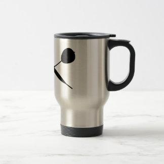 Crossed Darts Travel Mug