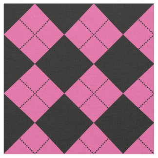 Crossed Diamonds Fabric