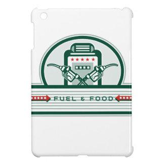 Crossed Fuel Nozzle Gas Pump Retro iPad Mini Case