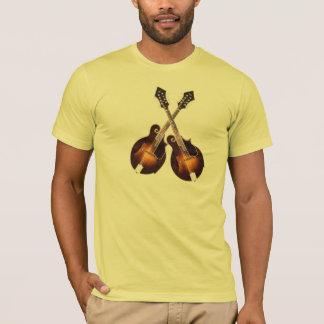 CROSSED MANDOLINS-T-SHIRT T-Shirt