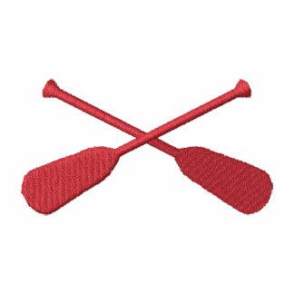 Crossed Oars