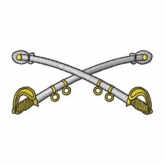 Crossed Sabers