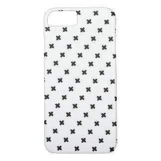Crossed up iPhone 8/7 case