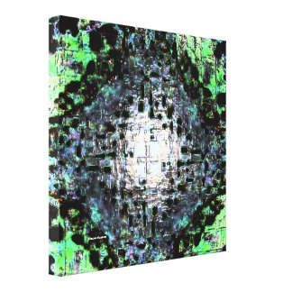 Crosses Gallery Wrapped Canvas