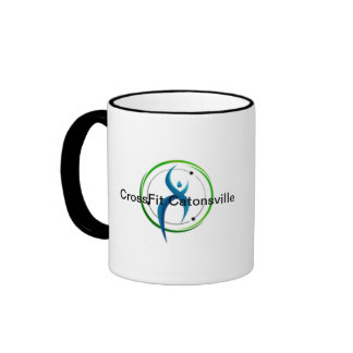 CrossFit Catonsville Drinking Vessel Mugs