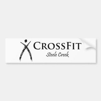 CrossFit Steele Creek Bumper Sticker