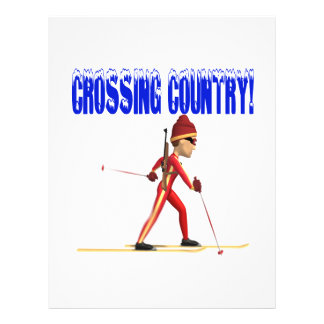 Crossing Country Flyers