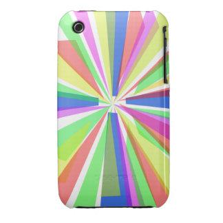 crossing rainbow iPhone 3 Case-Mate case