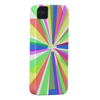 crossing rainbow iPhone 4 covers