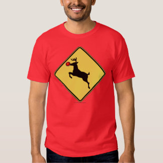 Crossing T-shirts
