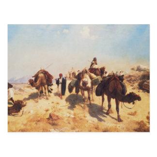 Crossing the Desert Postcard