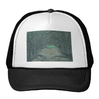 Crossing to the Other Side Mesh Hat