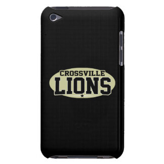 Crossville High School Lions iPod Touch Cases