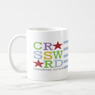 Crossword Nation Mug