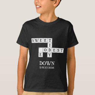 Crossword puzzles T-Shirt