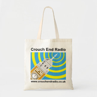Crouch End Radio Shopping Bag