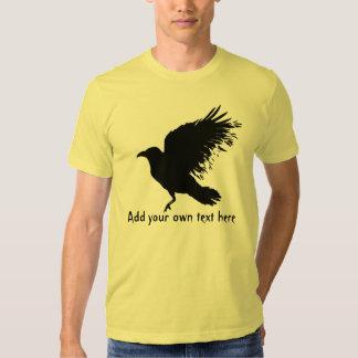 Crow - black shirts