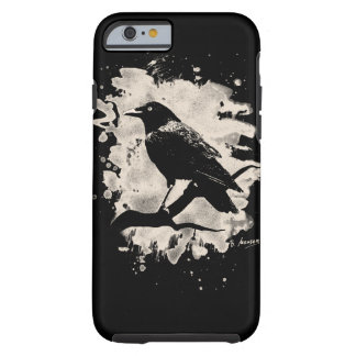 Crow bleached look tough iPhone 6 case