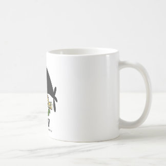 Crow by Lorenzo © 2018 Lorenzo Traverso Coffee Mug