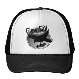 Crow Call Fitted Trucker Hat