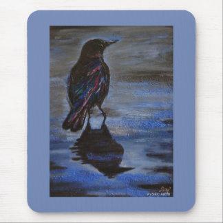 """""""Crow Colors"""" Mousepad"""