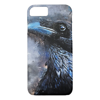 crow #crow iPhone 8/7 case