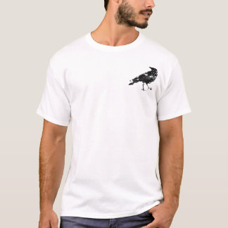 Crow Distressed T-Shirt
