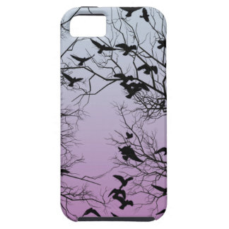 Crow flock case for the iPhone 5