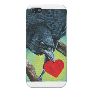Crow Offerings iPhone 5 Case