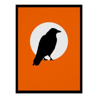 Crow Posters