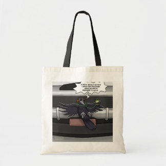 Crow Self-Help Bag