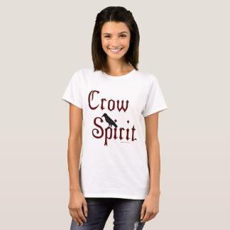 Crow Spirit Ladies T-Shirt