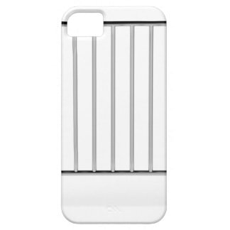 Crowd control fence barely there iPhone 5 case