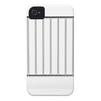 Crowd control fence iPhone 4 cover