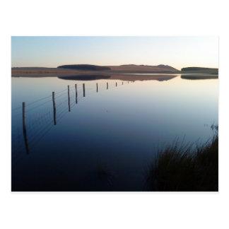 Crowdy Reservoir Postcard