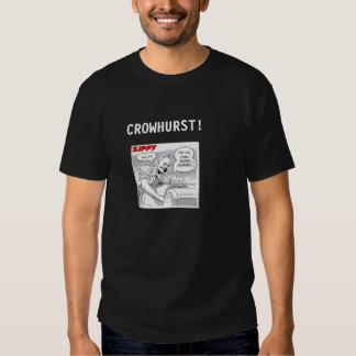 CROWHURST! T SHIRTS