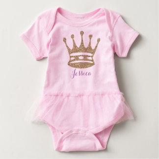 Crown Baby Bodysuit
