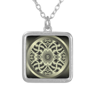 Crown Chakra Mandala Necklace