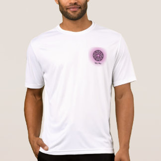Crown Chakra Mens Performance Micro-Fiber T-Shirt