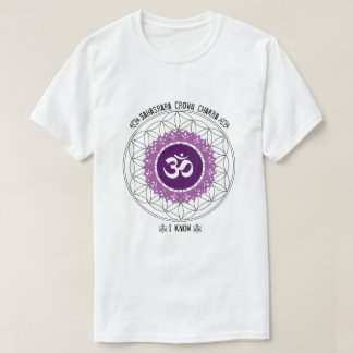 Crown Chakra Sahasrara shirt